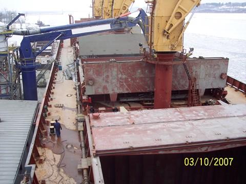 Marine Inspections, Hazmat Training, Scrap Metal Inspections